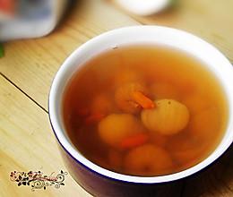 无花果栗子甜汤的做法