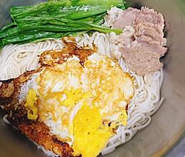 5分钟快早餐-牛肉汤面(配合上篇凉拌牛肉看)的做法