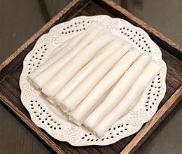 广式肠粉&猪肠粉(好吃不粘牙)的做法