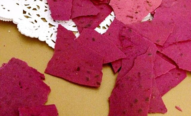 紫薯芝麻脆薄片