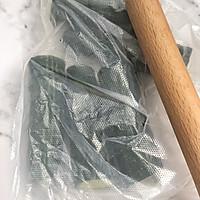 健康美味快手菜,酸爽脆口的刀拍黃瓜的做法圖解5