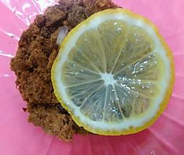 暗黑料理の红糖腌柠檬的做法