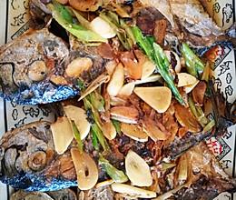生煎鲳鱼的做法