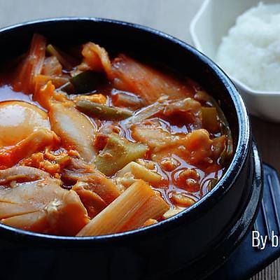 韩国豆腐汤-把人气美食搬回家