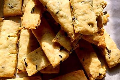 肉松海苔饼干