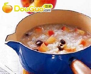 苹果粥的做法