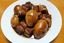 大厨教你用电饭煲做红烧肉闷蛋,简单美味,让你连汤汁都喝完的做法