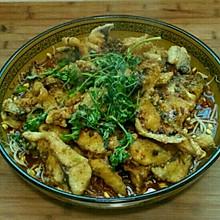 家常石锅鱼