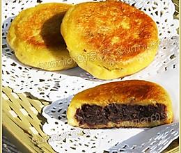 健康瘦身—豆沙红薯饼的做法