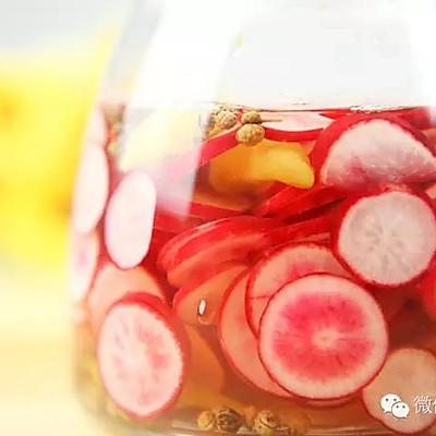 【微体】酸爽|泡椒樱桃萝卜
