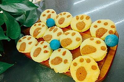 熊掌印象蛋糕