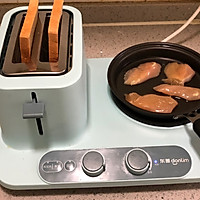 香煎黑椒鸡胸肉(少油低脂)的做法图解8