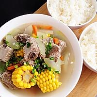 冬瓜玉米排骨汤的做法图解10