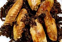霉干菜蒸翅中(霉菜扣翅)的做法