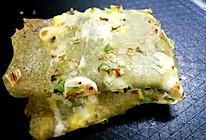 绿豆面的煎饼果子的做法