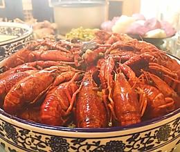 【Tina私厨】油闷小龙虾—在家做出饭店的味道的做法