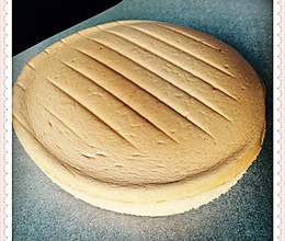 超简单糖尿病人蛋糕的做法
