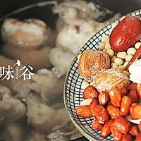 黄豆猪蹄汤--滋补可以如此简单的做法图解4