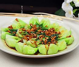 白勺小棠菜的做法