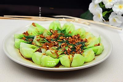 白勺小棠菜
