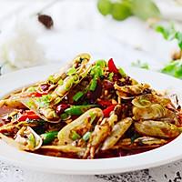 鲜味辣炒蛏子-下酒菜#单挑夏天#的做法图解23