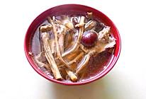 茶树菇鸡汤#自己做更健康#的做法