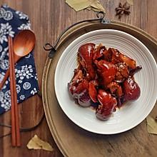 #做道好菜,自我宠爱!#红烧猪手