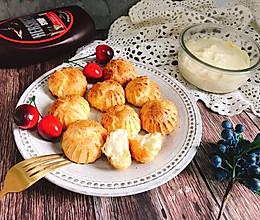 小岛老师的泡芙 下午茶#Kitchenaid的美食故事#的做法