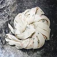 酥脆葱油饼的做法图解6