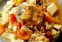番茄鳕鱼豆腐的做法