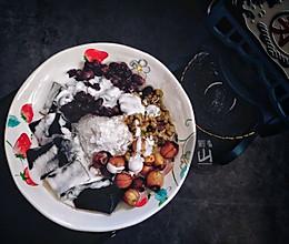 #炎夏消暑就吃「它」#冰粥的做法