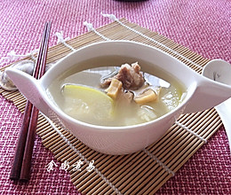 瑶柱排骨节瓜汤的做法