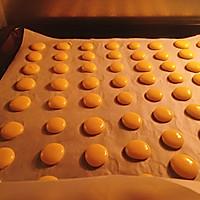蛋黄溶豆的做法图解12