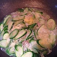 丝瓜鸡蛋汤的做法图解5