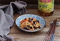 小炒笋丝#金龙鱼营养强化维生素A 新派菜油#的做法