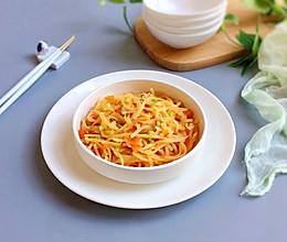 开胃菜:番茄土豆丝的做法