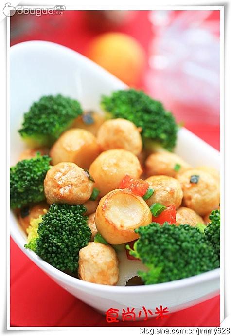 鱼丸芋艿的做法