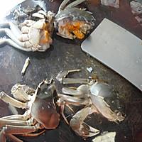 螃蟹年糕--冬季暖身的做法图解4