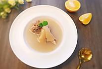 暖冬羊肉汤的做法
