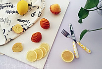 水果清香之柠香玛德琳蛋糕(少油版)的做法
