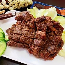 #餐桌上的春日限定#烤羊腿肉