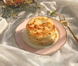 #快手又营养,我家的冬日必备菜品#酥脆薄皮萝卜丝牛肉馅饼的做法
