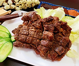 #餐桌上的春日限定#烤羊腿肉的做法