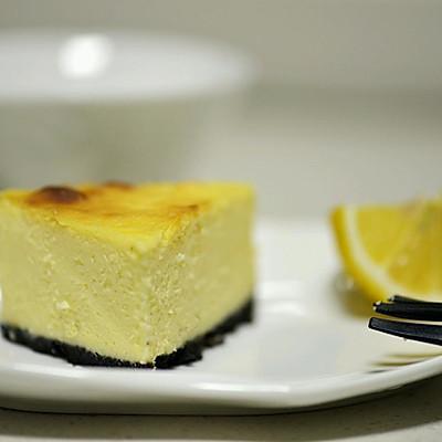 【奥利奥重乳酪蛋糕】(参考量6寸圆模或乳酪椭模一个)
