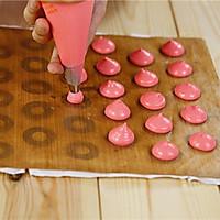 马卡龙的做法(用烤箱做马卡龙)的做法图解8