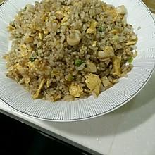 鳕鱼肠炒饭