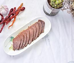 家庭㊙️方:香辣卤牛肉,口口生香,越嚼越香#秋天怎么吃#的做法