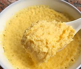 豆腐蛋糕 11+婴幼儿辅食的做法
