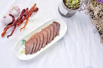 家庭㊙️方:香辣卤牛肉,口口生香,越嚼越香