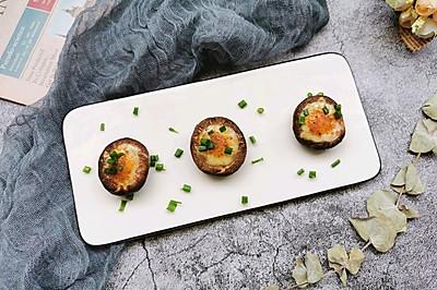#花10分钟,做一道菜!#烤香菇鹌鹑蛋